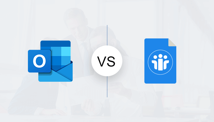 Lotus Notes vs Outlook