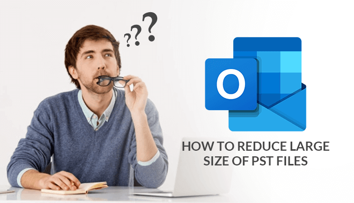 How to Split Large PST File Outlook 2013
